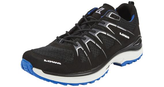 Lowa Innox Evo Low Shoes Men schwarz/blau